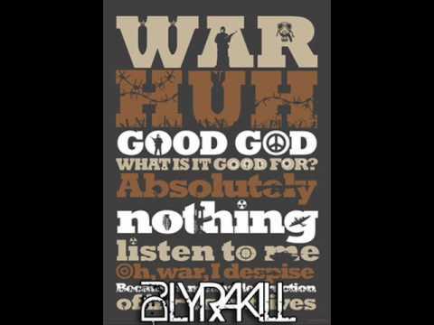 Edwin Starr - War (Lyrakill Remix)