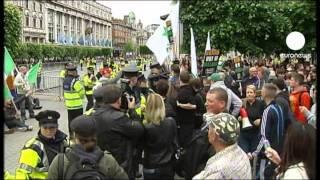 UK Queen makes historic visit to Irish Republic