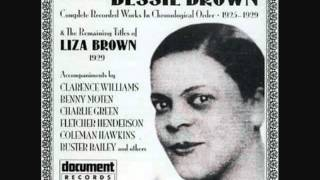 Bessie Brown and her Jazz Band - St. Louis Blues (1926)