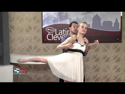 Ep 14 Latino Cleveland S.2   Cleveland Ballet's Gladisa Guadalupe, El Barrio's Sely Mojica