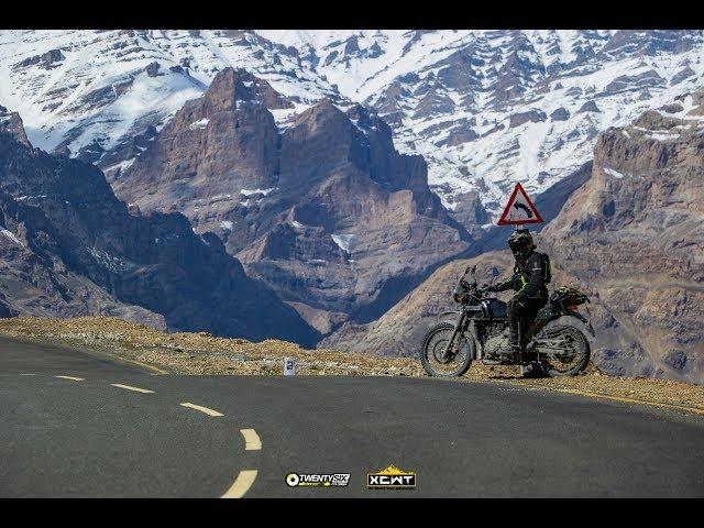 ¿Qué es Viajar, qué es ir al Himalaya en Moto?