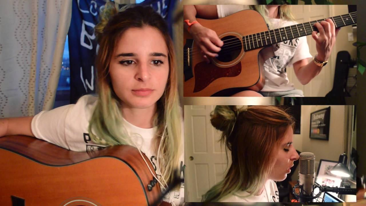 left-alone-blink-182-acoustic-cover-danielle-minch