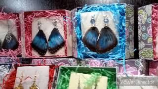 Смотреть видео Магический магазин в Москве «Кудеса - Чудеса» о тайне бабочки онлайн