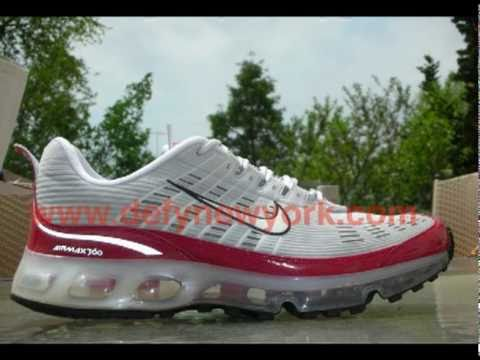 Nike Air Max 360 Varsity Red 2006 Release Original Live!