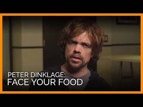 Peter Dinklage: Face Your Food