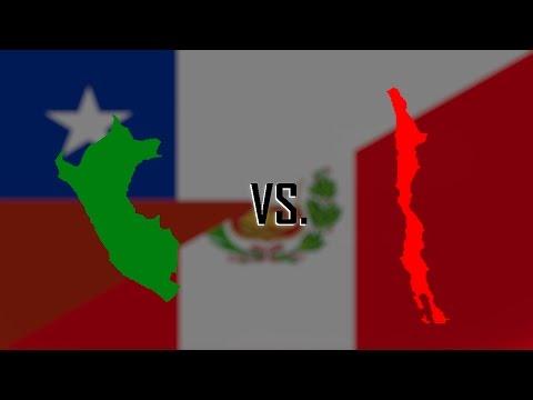 |Simulated War| Chilean-Peruvian War