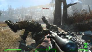 Fallout 4 Troubled Waters part 1