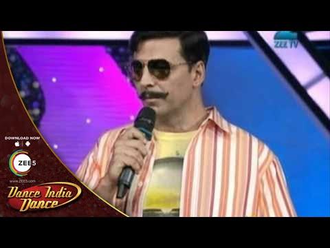 Dance India Dance Season 3 April 15 '12 - Akshay Kumar