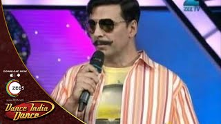 Dance India Dance Season 3 April 15 '12 - Akshay Kumar