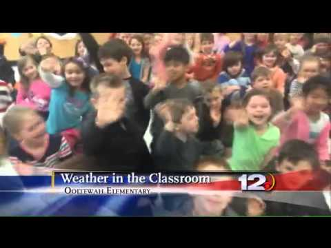 Weather in the Classroom: Ooltewah Elementary School