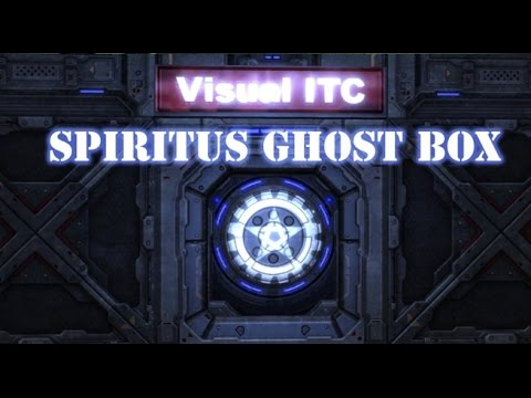 Keith Weldon - Spiritus Ghost Box Tutorial - Features and Functions