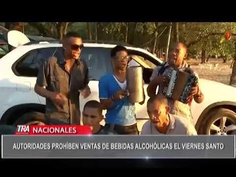 Autoridades prohíben ventas de bebidas alcohólicas el Viernes Santo