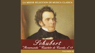 Rondo para Violin y Orquesta en A Major: Adagio - Allegro Giusto