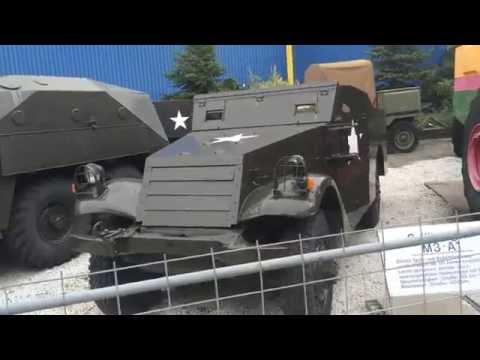 M3 Panzerspähwagen