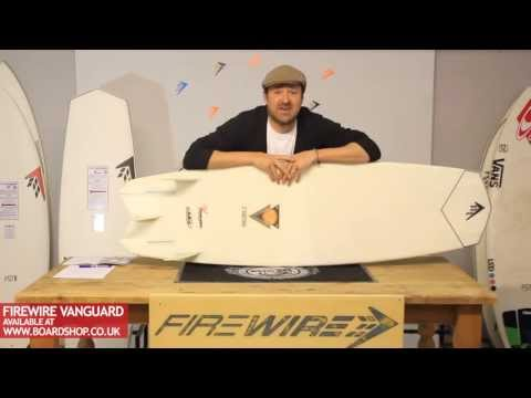 Firewire Vanguard Surfboard Review