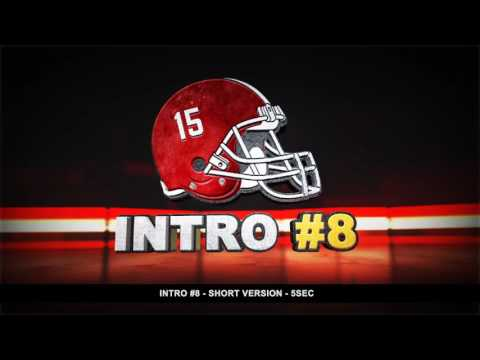 Amazing American Football Intro - After Effects template from Videohive