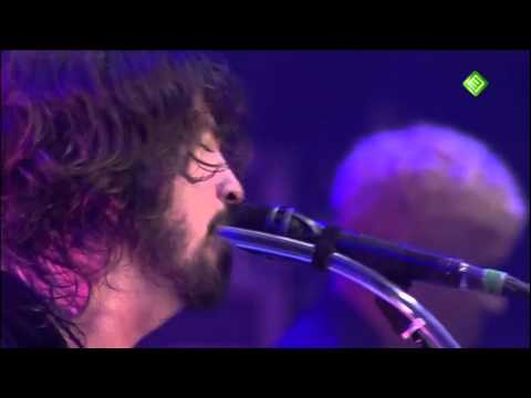 Foo Fighters  Let It Die  Good Quality