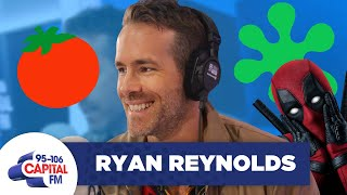 Ryan Reynolds Reacts To Bad Deadpool Reviews 🍅 | FULL INTERVIEW