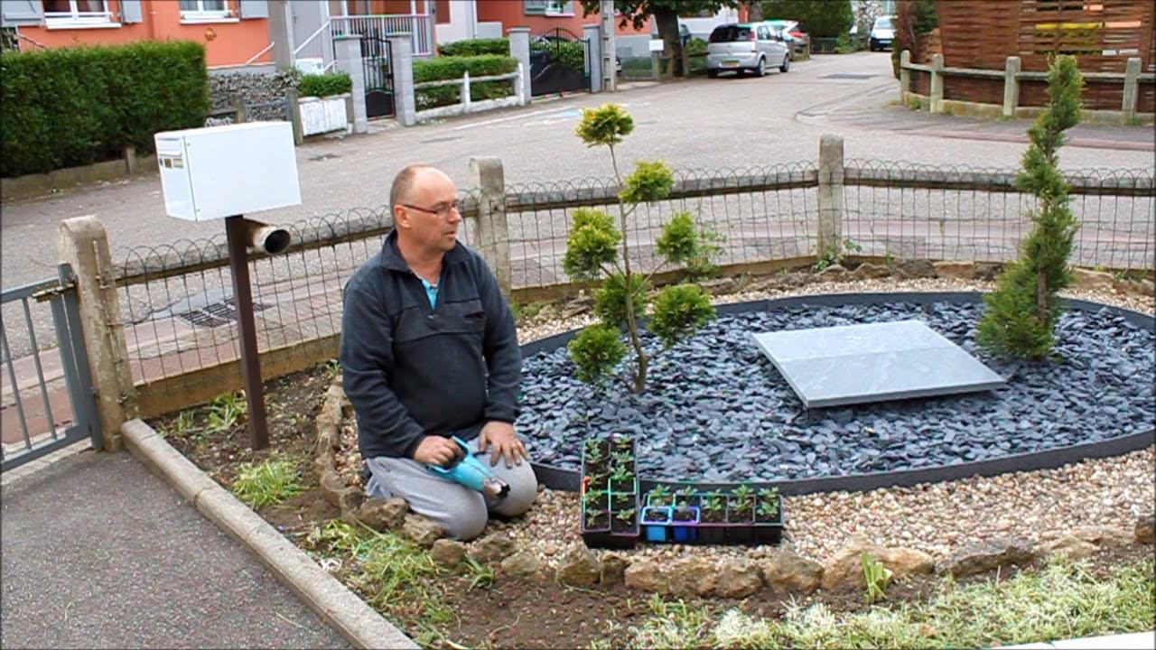 Tuto Amenagement D Un Coin Zen Au Jardin Partie 5