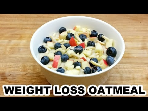 eat-this-to-lose-weight---10kg-|-oats-recipe-for-weight-loss