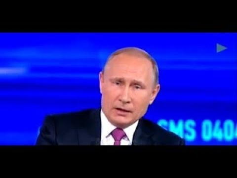 Putin: Russians do not consider Americans as enemies