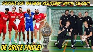 FINALE: BANKZITTERS - REAL LAKAP | Cruciale goal van Raoul beslissend?! Matthy gepoort.