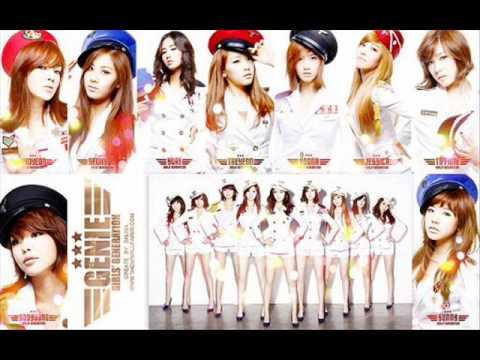 [HQ] 091231 SNSD 소녀시대 - Santa Baby (MP3 + DL)