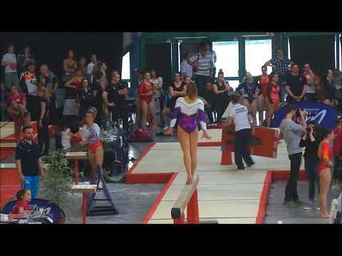 Alix Scandella (2000) - Perf 18-20ans (Nat A) - Championnat de France 2018