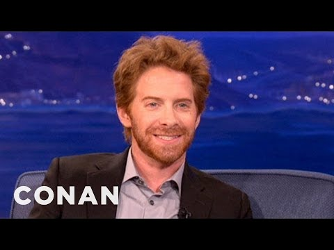 Seth Green & Dax Shepard Have A Love Child  CONAN on TBS