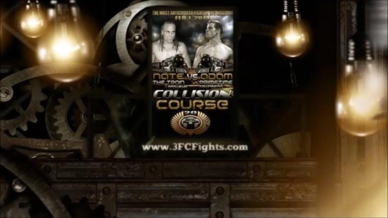 Download 3FC 20: Primetime vs. The Train - Are You Ready?