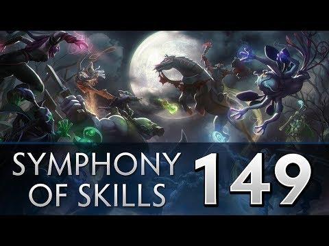 Dota 2 Symphony of Skills 149