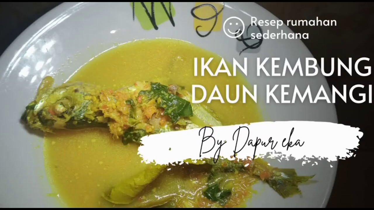 resep ikan gembung asam pa resepi ikan selar masak asam resep masakan khas  biasnaya Resepi Ikan Selar Masak Pedas Enak dan Mudah