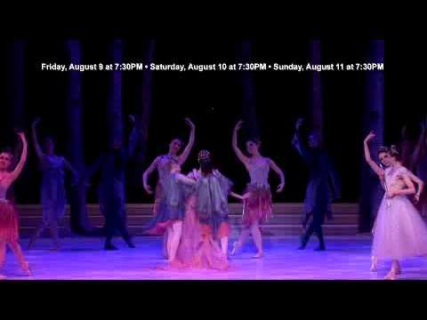 Ballet Hawaii Cinderella tv commercial 2013