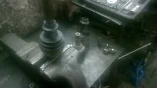 Almashtirish pichoqni boot grenade.Citroen-Peugeot