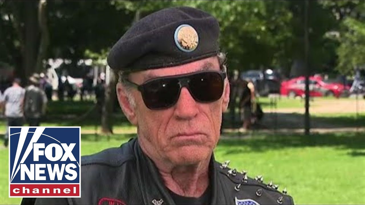 FOX News - Trump offers to help Rolling Thunder as they take their last ride through DC