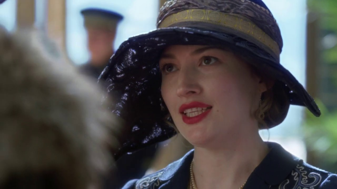 Download Boardwalk Empire season 1 - Lucy Danziger freaks out, Margaret Thompson gets angry