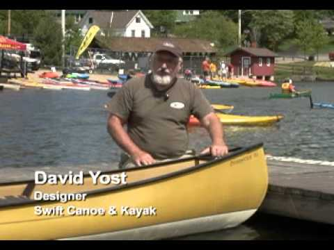 The Prospector Canoe - by Swift Canoe & Kayak