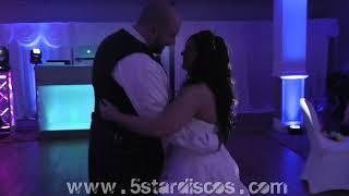 Popinjay Wedding Disco - Sharon and Ross McFarlane- 23/9/17