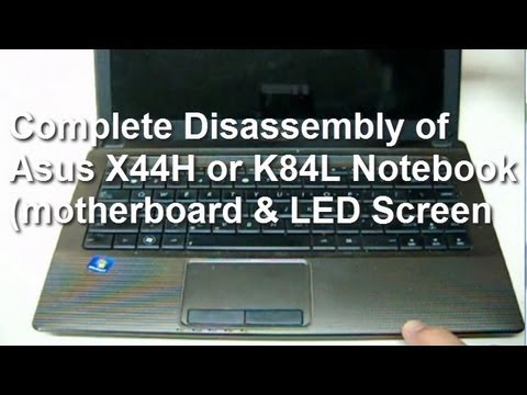 Asus K52JV Notebook Aflash2 XP