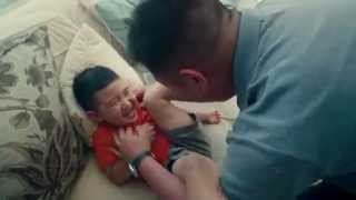 New 2015 Commercial   #RealStrength Ad   Dove Men+Care