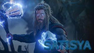 Thor - Strongest Avenger | I AM A RIDER | SATISFYA