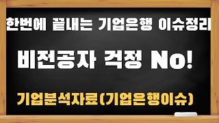 기업은행 이슈 / 지원동기/ 입행후포부원동기/ 입행후포…