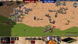 C3 ShenLong + TTN vs CSĐN + Chiến Tướng (Máy 6699 BLV: G_Man)