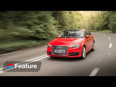 Audi A3 e-tron long-term test review