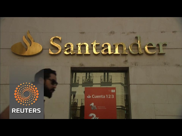 Santander profits weather currency storms