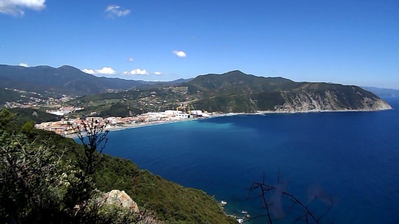 Immagini dalla liguria tra mare e montagna youtube for Immagini hd mare