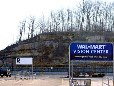 Fenton (MO)Burial Mounds & The Walmart Supercenter