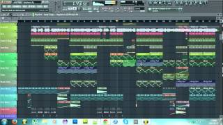 Lady Gaga - Applause FL Studio Remake (With Acapella)
