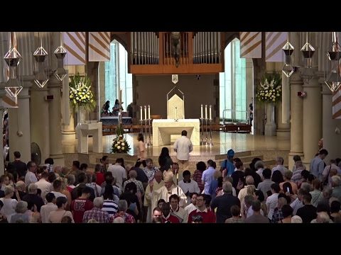 (2018-04-01) April 1, 2018 Mass of the Lord's Rising