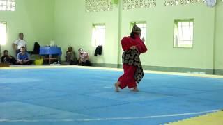 Nagomi Pencak Silat Juara 1 O2SN Tingkat SD Se Kalimantan Barat 6 Mei 2014 Final